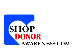 Shop Donor Awareness Logo